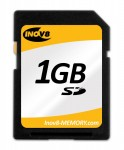 INOV8 1GB SD Memory Card  £4.94