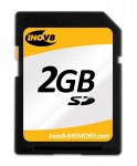 INOV8 2GB SD Memory Card  £4.44