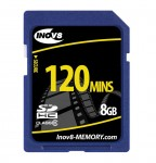 INOV8 8GB SDHC Video Memory Card £7.06