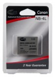 INOV8 Replacement Camera Battery Canon NB 4L £7.16