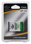 INOV8 Replacement Camera Battery Casio NP20 £7.98