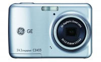 "General Imaging GE C1433 Compact Digital Camera Silver (14.1MP, 3x Zoom, 2.4"" LCD) £48.59"