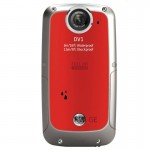 "General Imaging GE DV1 Shockproof, Waterproof Compact Digital Camera Velvet Red (5MP, 4x Zoom, 2.5"" LCD) £74.44"