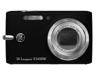 "General Imaging GE E1450W Compact Digital Camera Black (14.1MP, 5x Zoom, 2.7""LCD) £78.42"