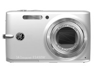 "General Imaging GE E1450W Compact Digital Camera Silver (14.1MP, 5x Zoom, 2.7""LCD) £78.42"