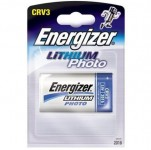 Energizer CRV3 Long Life Lithium Photo Battery (Pack Of 1) £7.39
