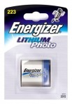 Energizer CRP2P/223 Long Life Lithium Photo Battery (Pack Of 1) £5.64