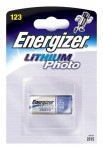 Energizer CR123/CR123A Long Life Lithium Photo Battery (Pack Of 1) £2.78