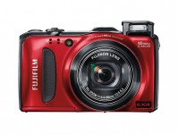 "Fuji FinePix F600EXR Advanced Compact Digital Camera Red (16MP, 15x Zoom, 3"" LCD) £175.49"