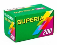 Fujifilm Superia 200 35mm Film 36 Exp £5.21