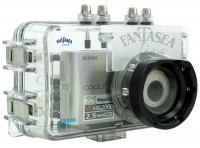 Fantasea FS500 Housing (1209) For Nikon coolpix S500 And S510 Cameras £143.27