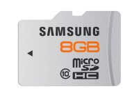 Samsung 8GB Class 10 Micro SDHC Plus Memory Card Plus SD Adapter £9.08