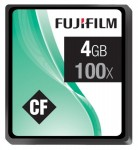 Fuji 4GB 100x CompactFlash Memory Card £11.60