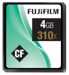 Fuji 4GB 310x CompactFlash Memory Card £0.00