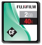 Fuji 2GB 40x CompactFlash Memory Card £6.76