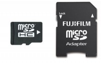 Fuji 16GB Class 4 Micro SDHC  Memory Card Plus SD Adapter £11.93
